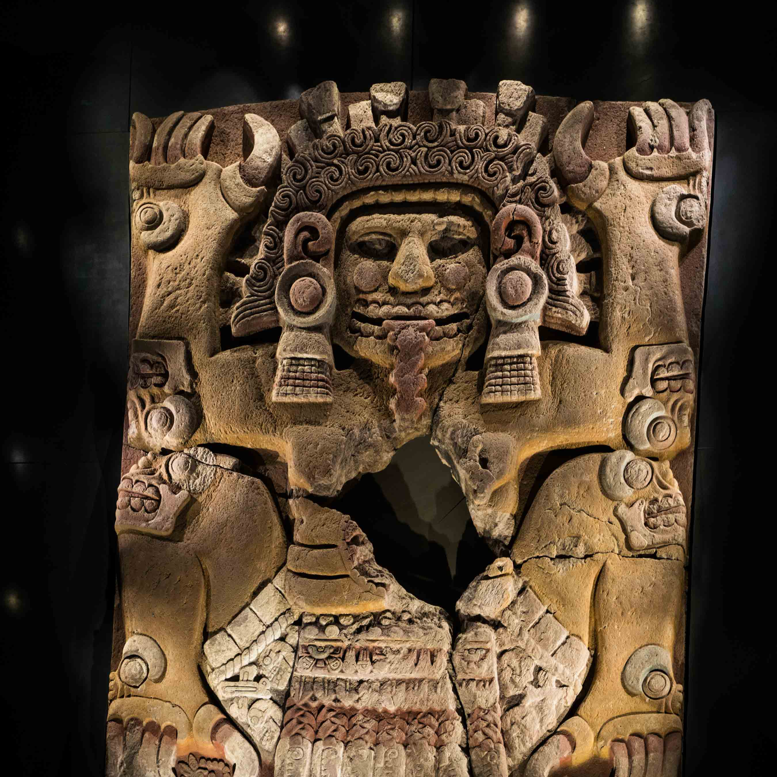 Templo Mayor Museum Mexico City Enrico Pescantini Travel Photographer 3