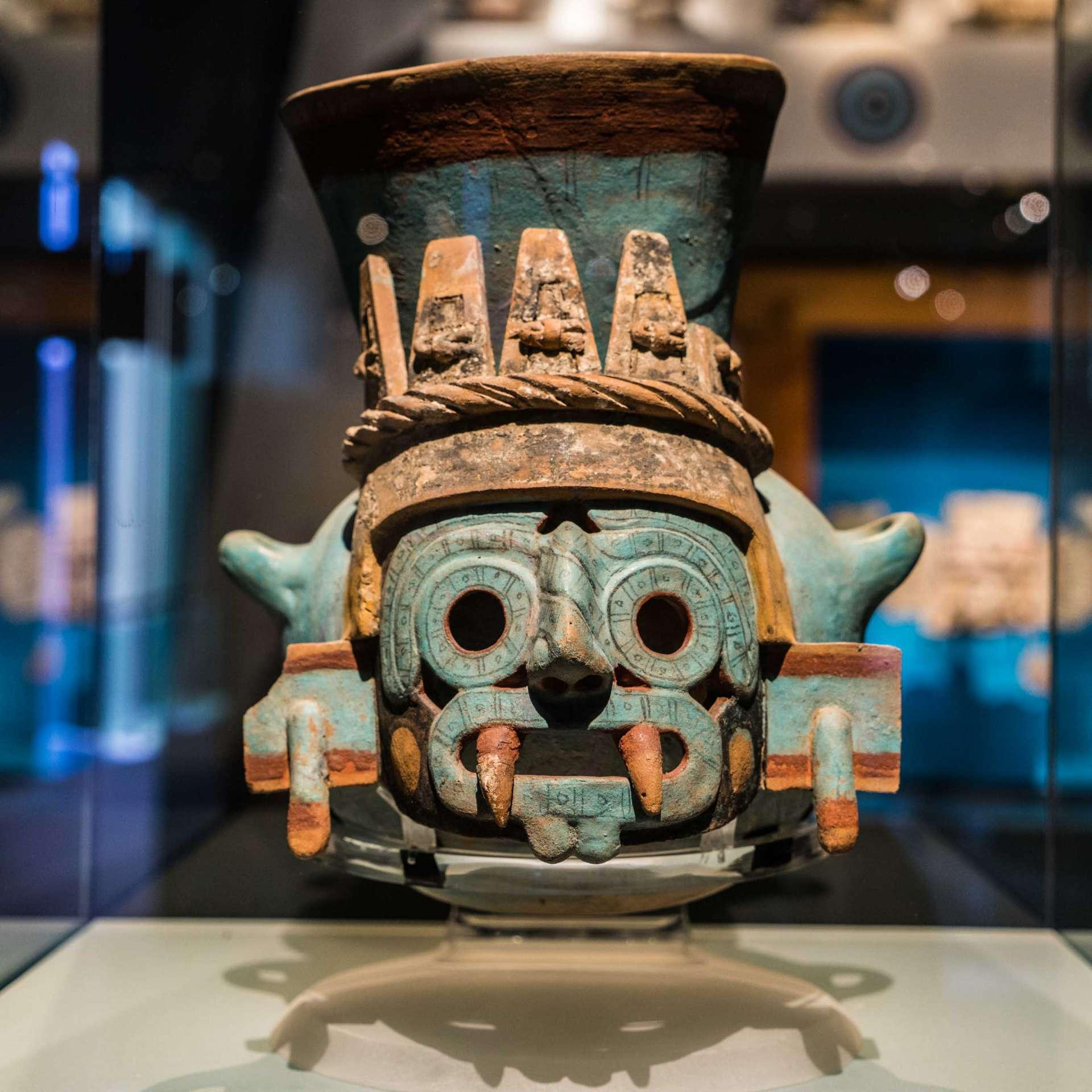 Templo Mayor Museum Mexico City Enrico Pescantini Travel Photographer 4