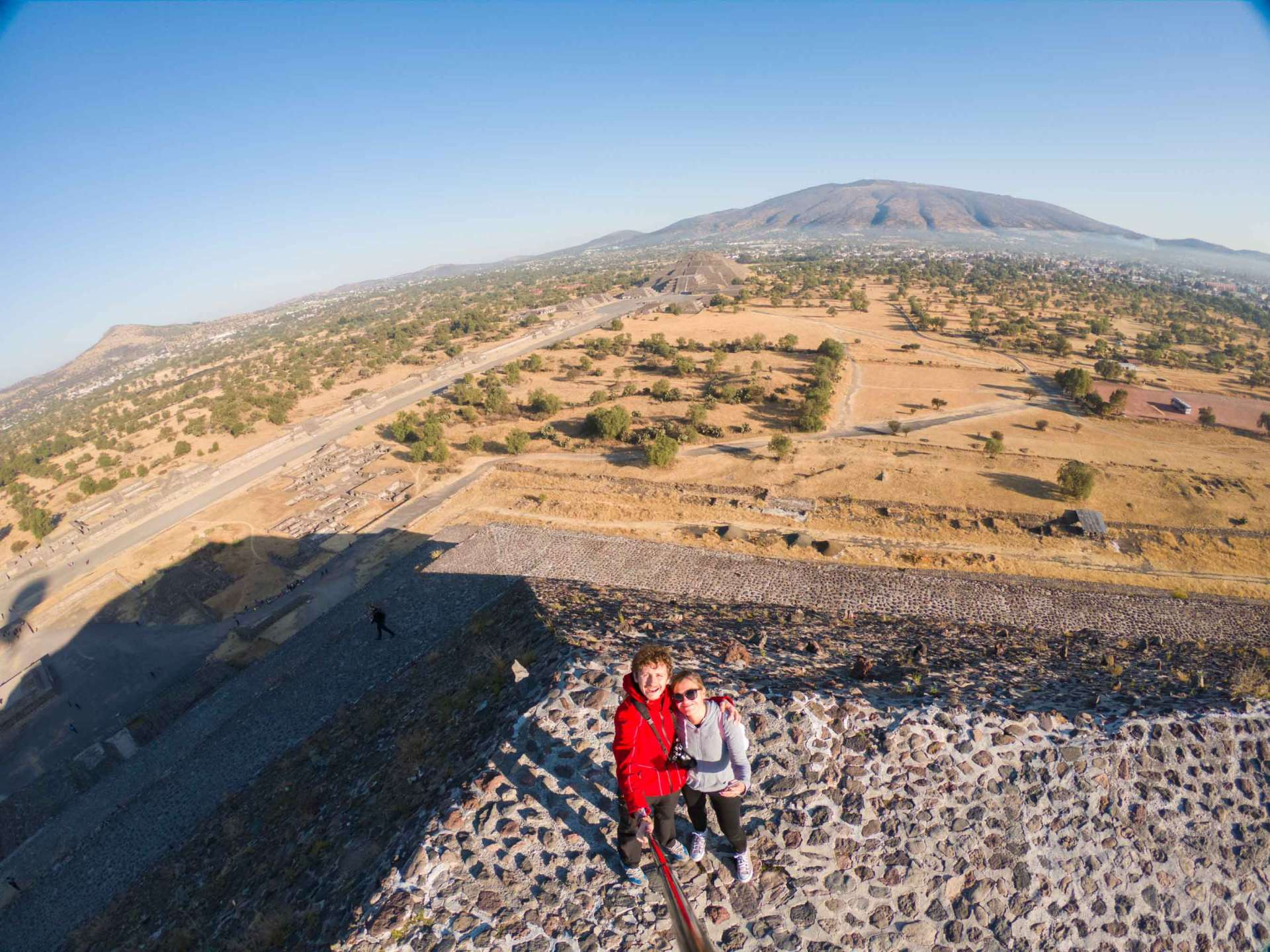 Teotihuacan Pyramids Mexico City Enrico Pescantini photographer 2