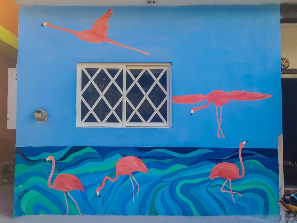Isla Holbox Island Mexico Enrico Pescantini Pescart Travel Blog Graffiti wall art 10