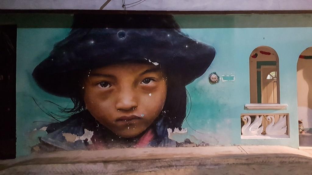 Isla Holbox Island Mexico Enrico Pescantini Pescart Travel Blog Graffiti wall art 5