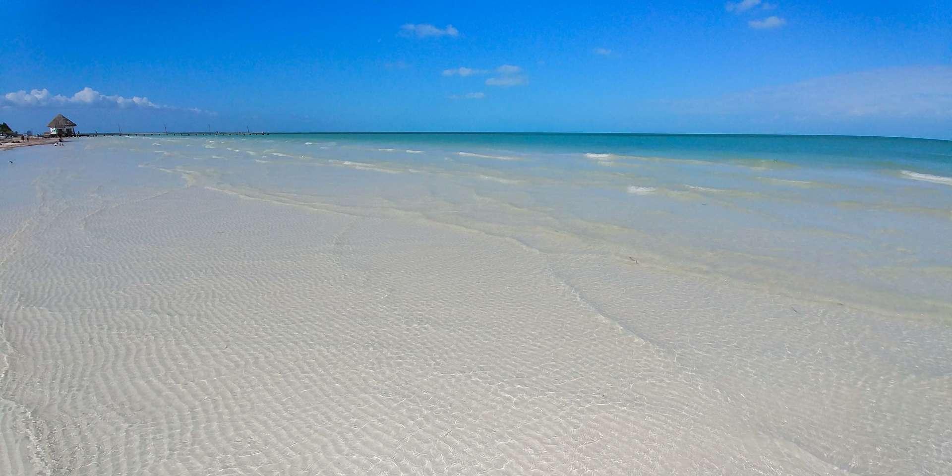 Isla Holbox Island Mexico Enrico Pescantini Pescart Travel Blog beach