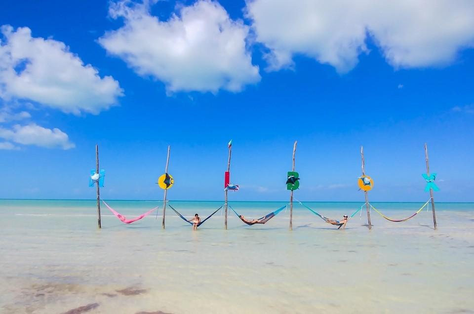 Isla Holbox: the last mexican hippie island!
