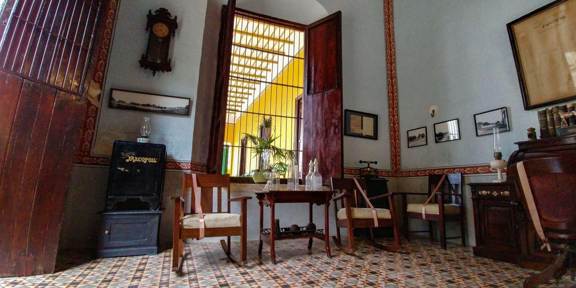 Hacienda Yaxcopoil Mexico Yucatan Merida Enrico Pescantini Pescart 1
