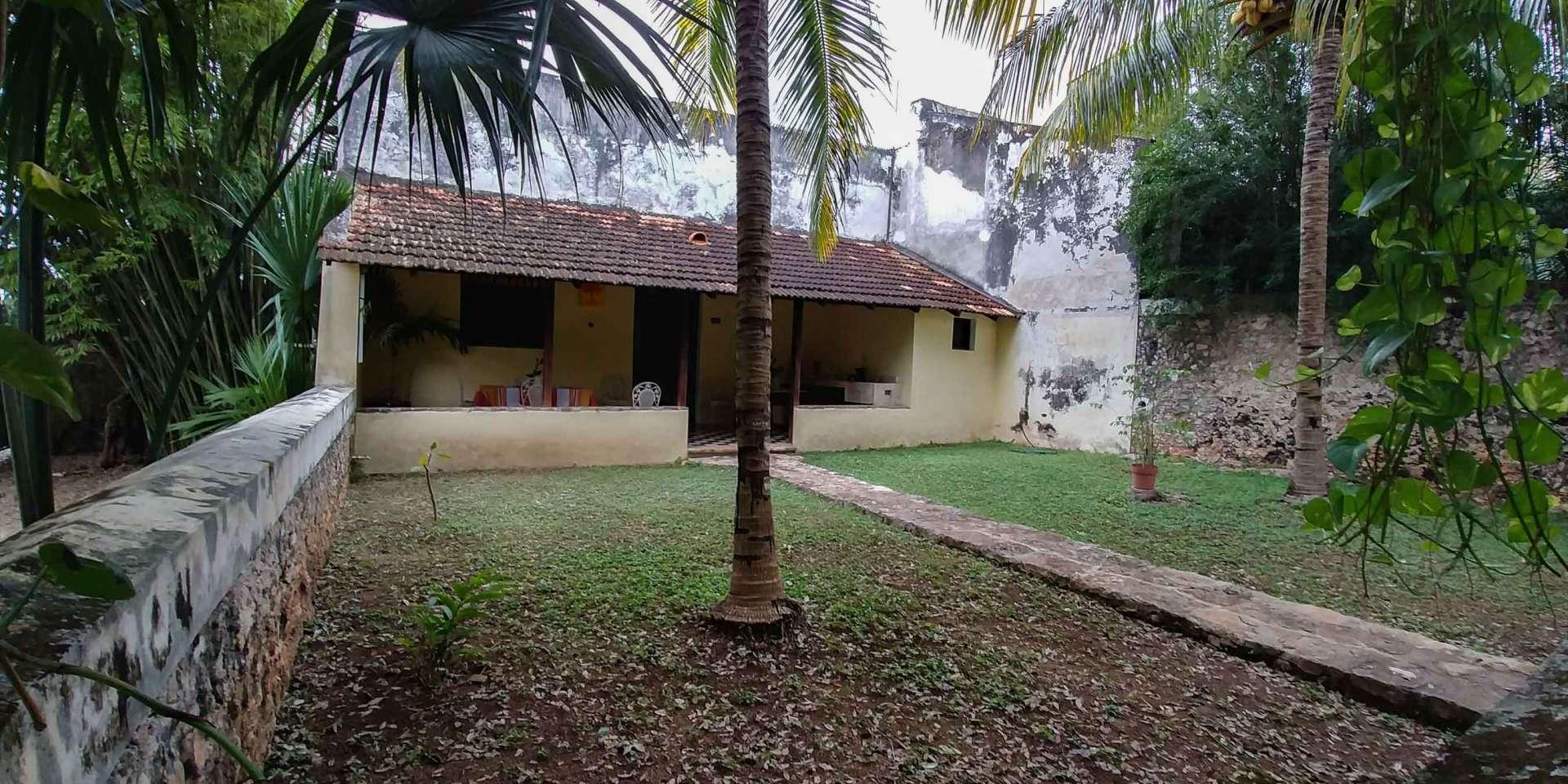 Hacienda Yaxcopoil Mexico Yucatan Merida Enrico Pescantini Pescart room 2