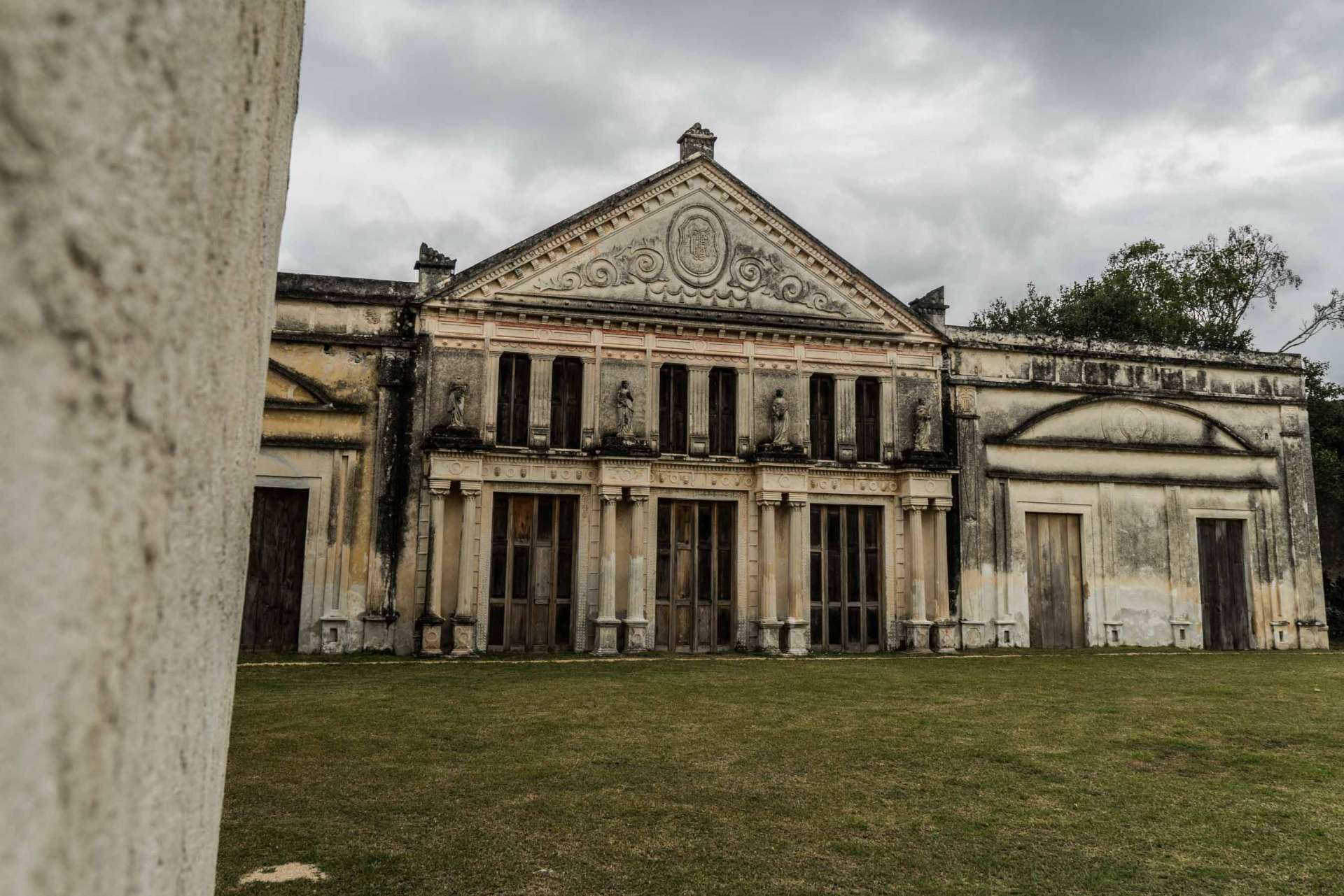 Hacienda Yaxcopoil Mexico Yucatan Merida Enrico Pescantini Pescart 4