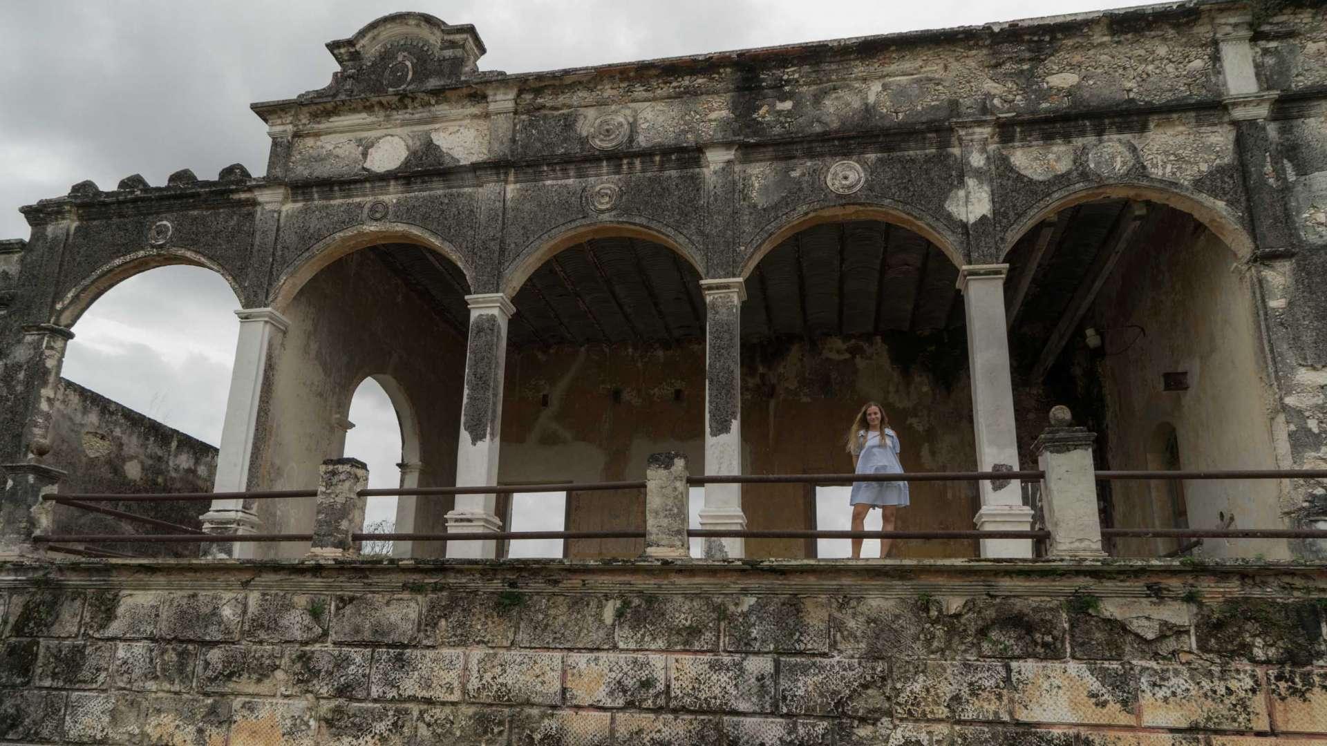 Hacienda Yaxcopoil Mexico Yucatan Merida Enrico Pescantini Pescart 5