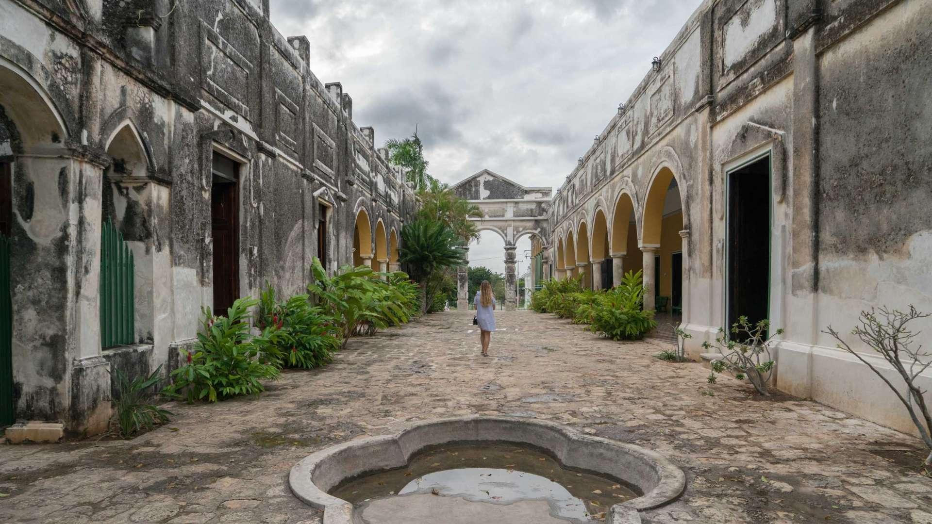 Hacienda Yaxcopoil Mexico Yucatan Merida Enrico Pescantini Pescart 9