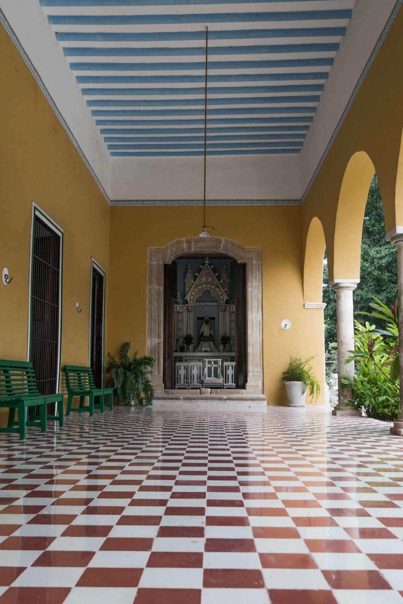 Hacienda Yaxcopoil Mexico Yucatan Merida Enrico Pescantini Pescart 10