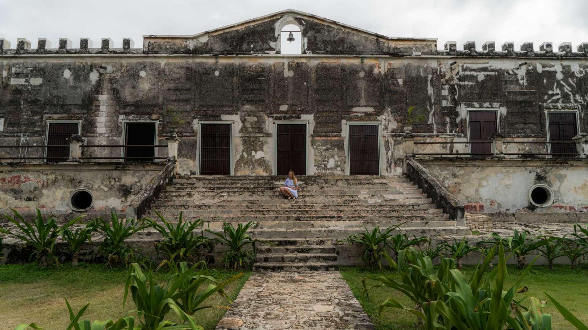 Hacienda Yaxcopoil Mexico Yucatan Merida Enrico Pescantini Pescart 11
