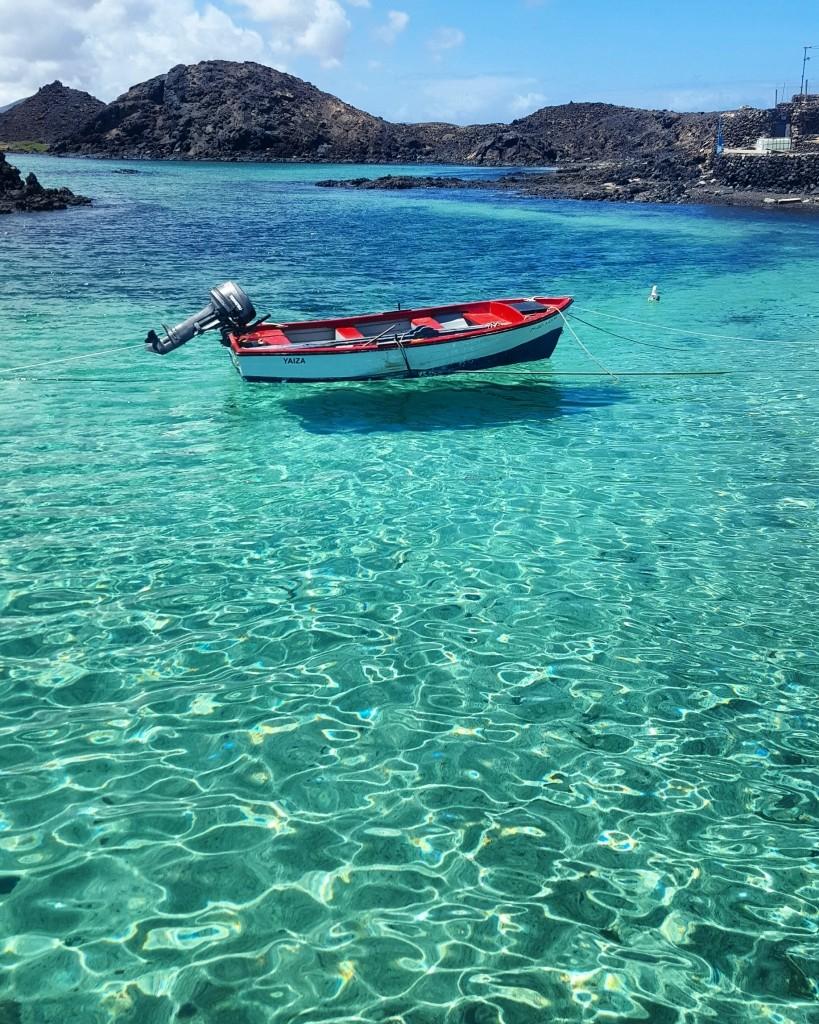 Fuerteventura Isla de Lobos Restaurant Pier