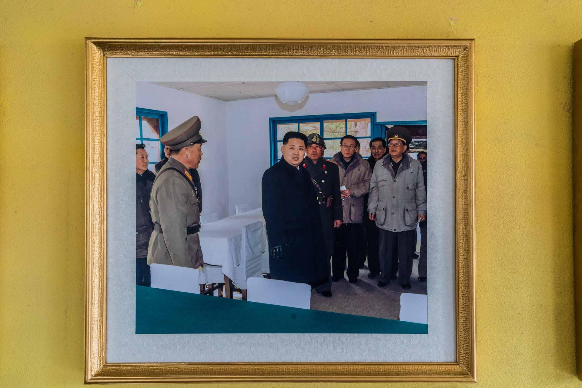 A Red Superhero in North Korea Enrico Pescantini DMZ 38 parallel 2