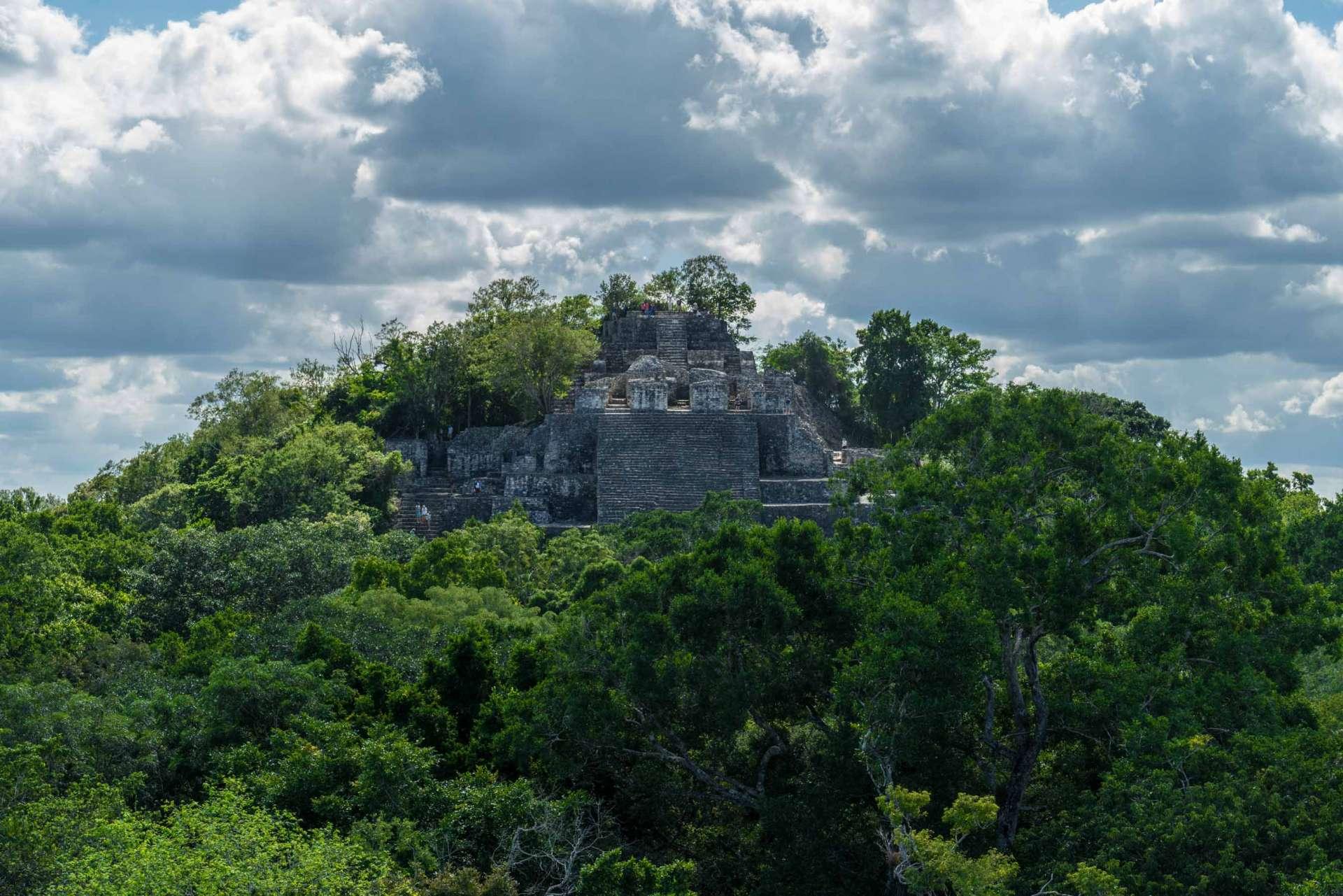 Calakmul Yucatan Mexico Enrico Pescantini 3