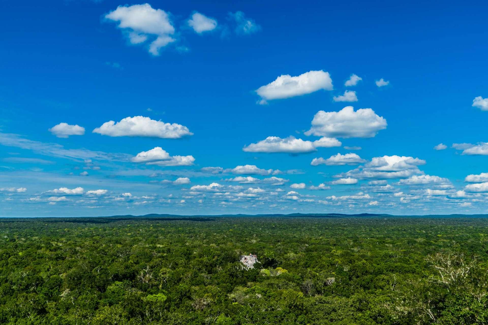 Calakmul Yucatan Mexico Enrico Pescantini 2