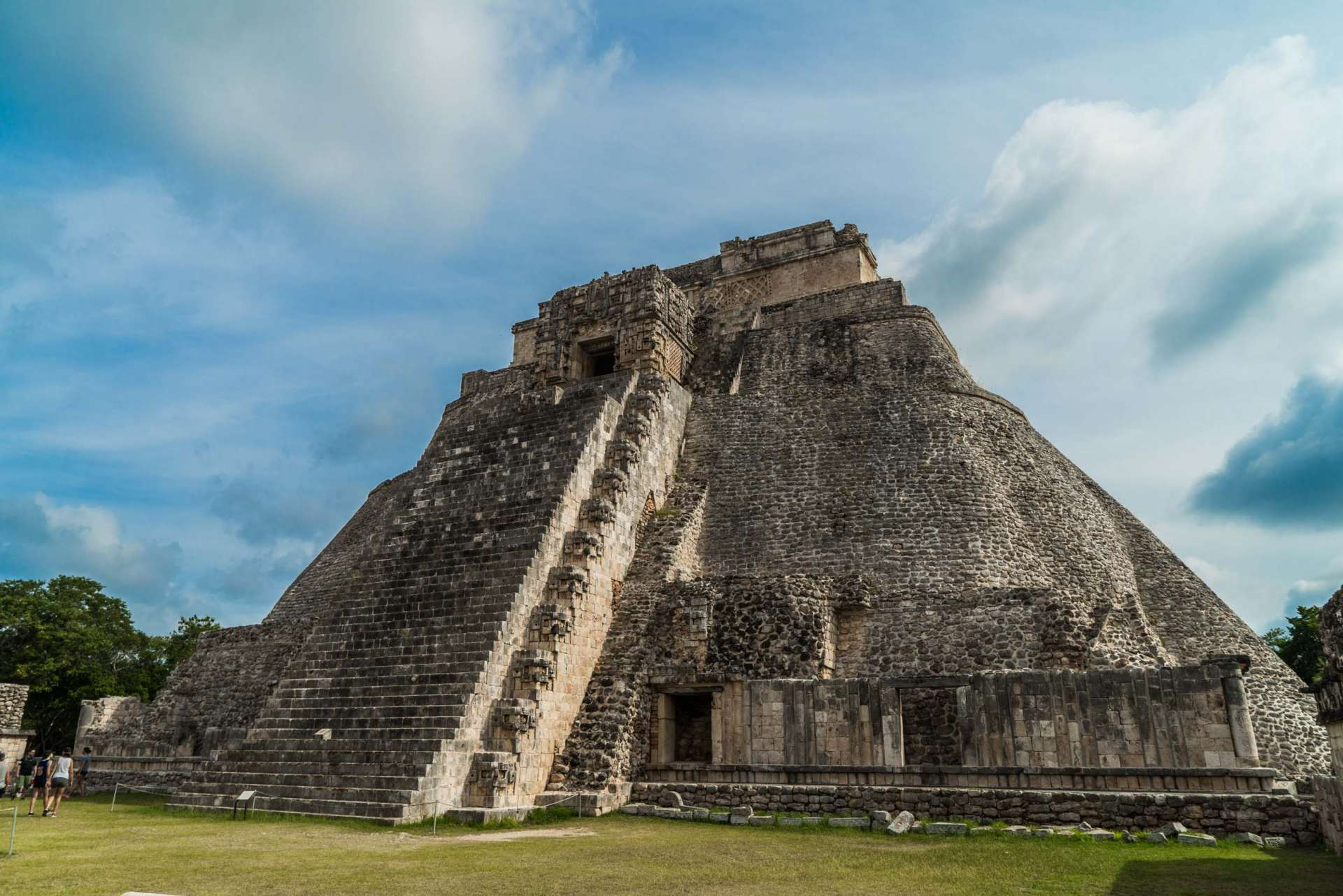 Uxmal Yucatan Mexico 3