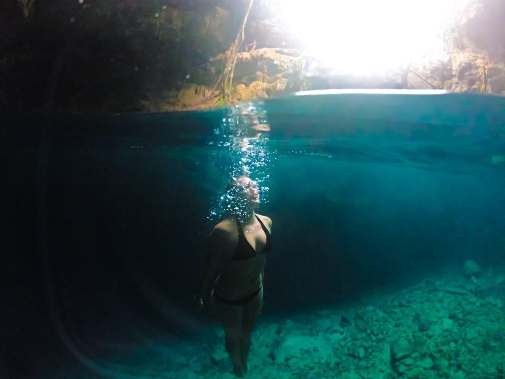 Cenote Kankirixche Yucatan Mexico 2