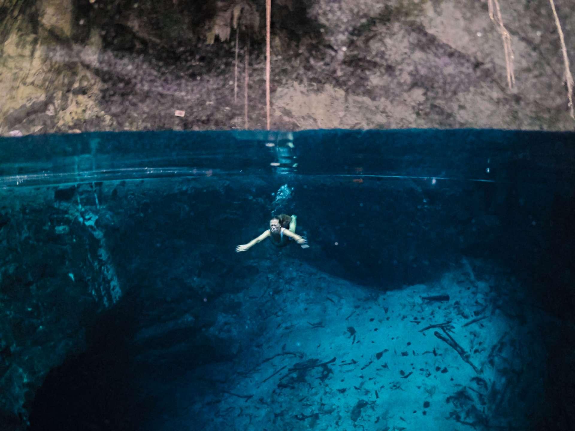 Three Cuzama Cenotes 3