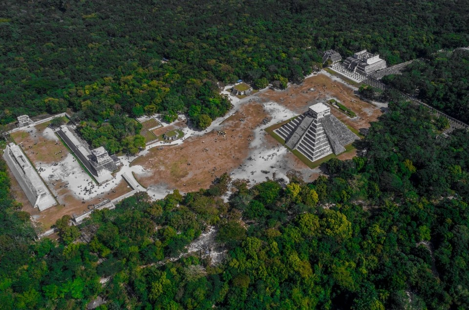 Mayan Empire: the best archeological sites of Yucatan!