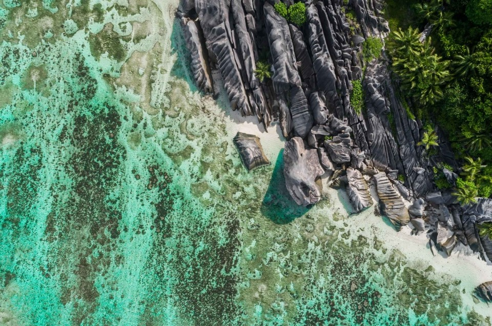 Seychelles From Above – aerial shots of Seychelles with a drone
