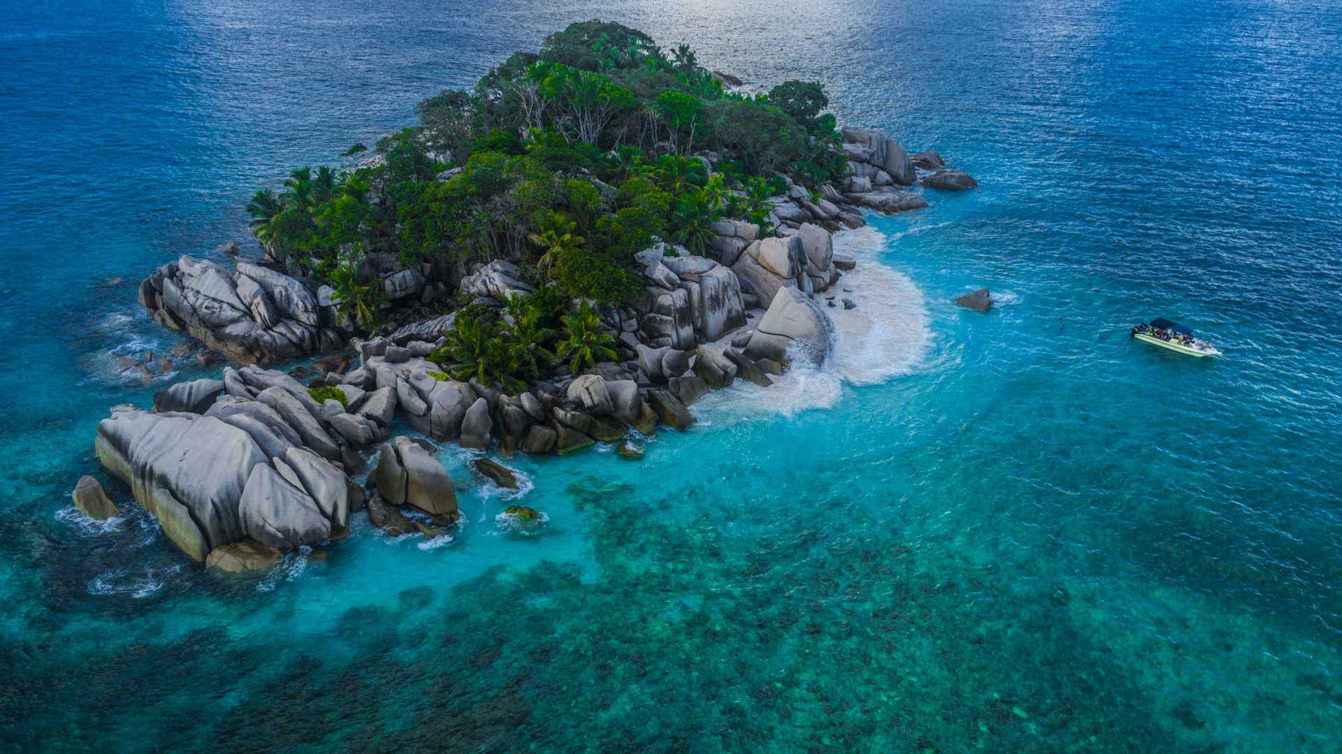 Seychelles Coco Island Isla drone aerial view enrico pescantini from above 2