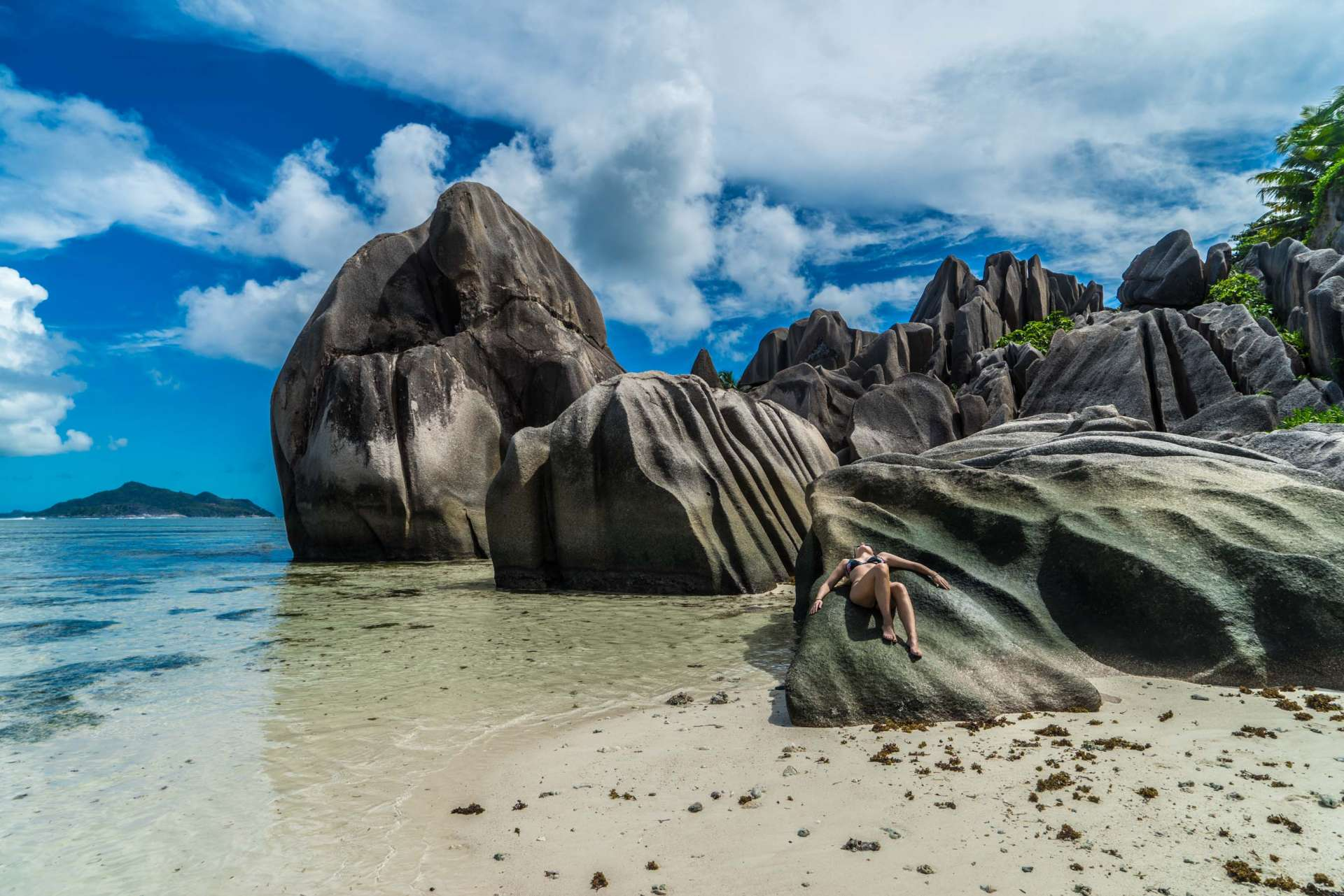 Anse Source D'Argent Seychelles travel photography underwater snorkeling enrico pescantini