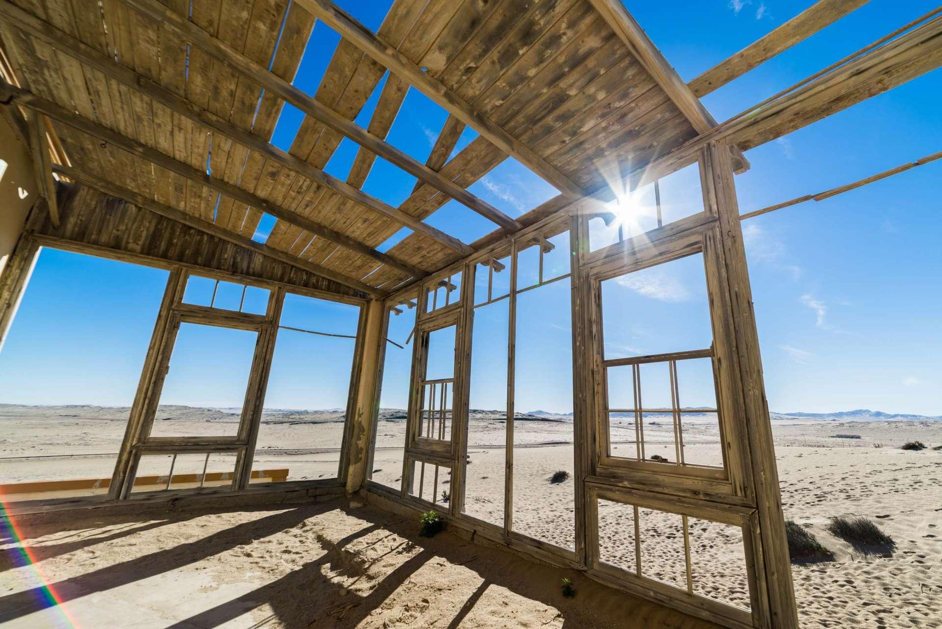 Namib Ghost Town of Kolmanskop Enrico Pescantini 1