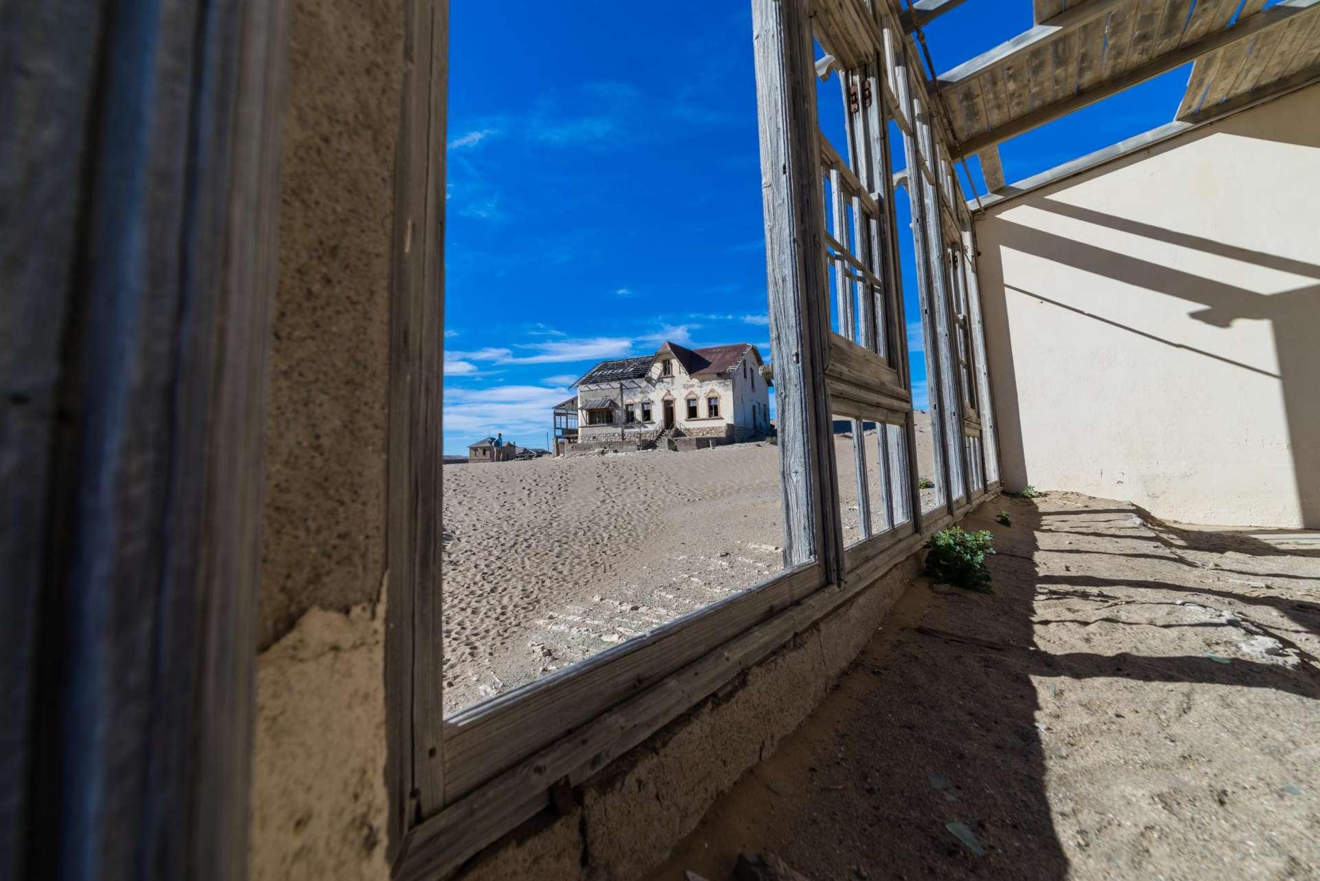 Namib Ghost Town of Kolmanskop Enrico Pescantini 2