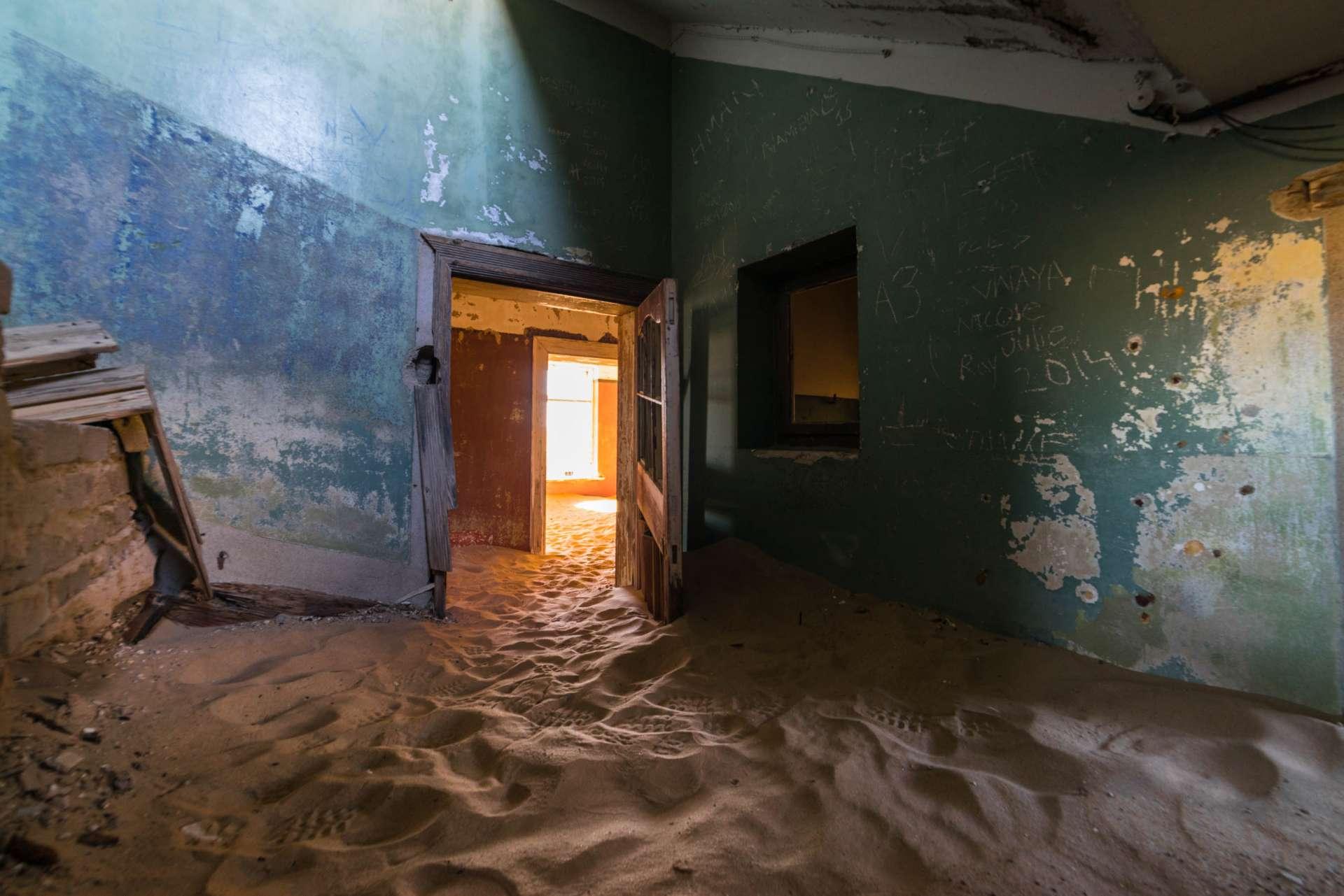 Namib Ghost Town of Kolmanskop Enrico Pescantini 3