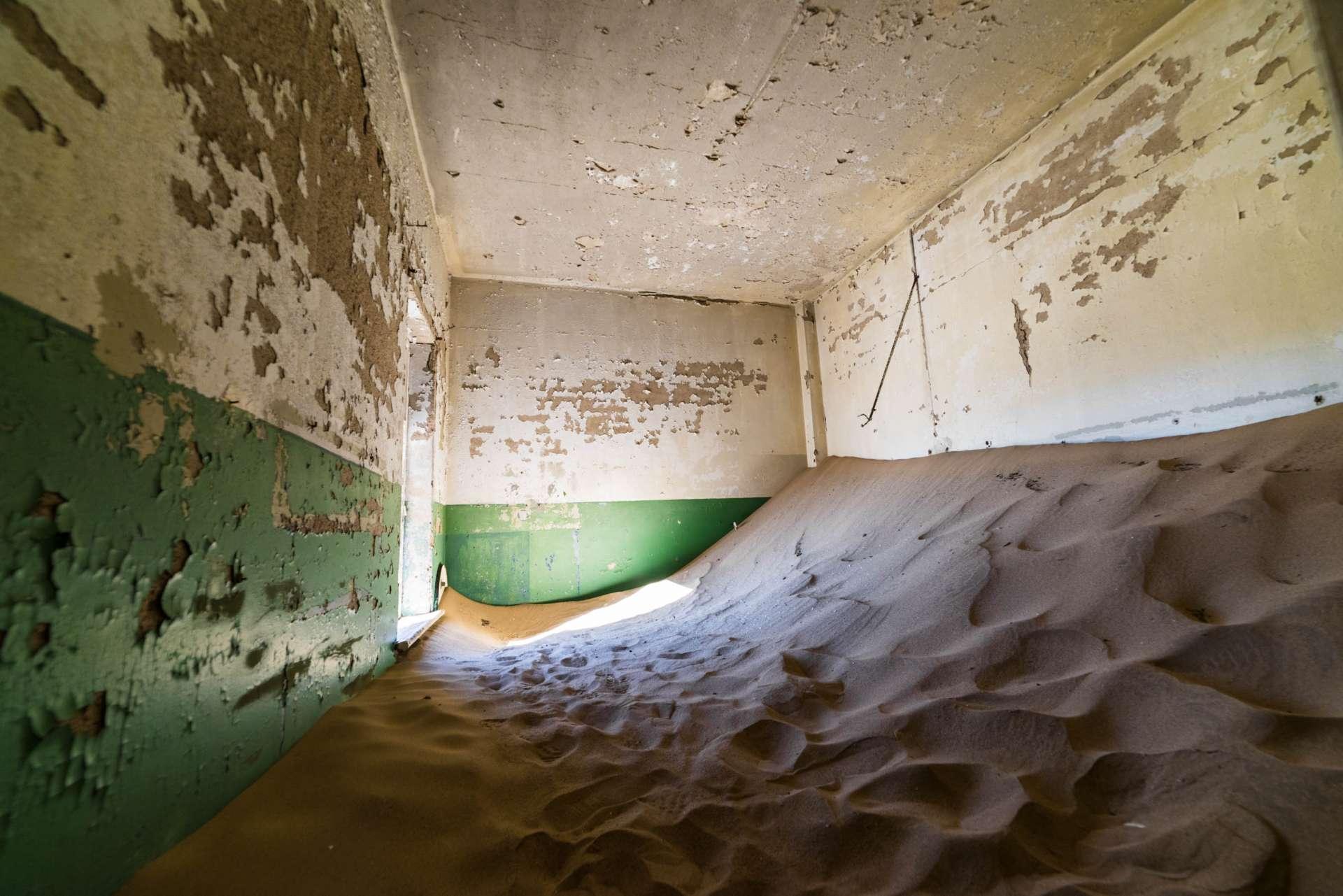 Namib Ghost Town of Kolmanskop Enrico Pescantini 4