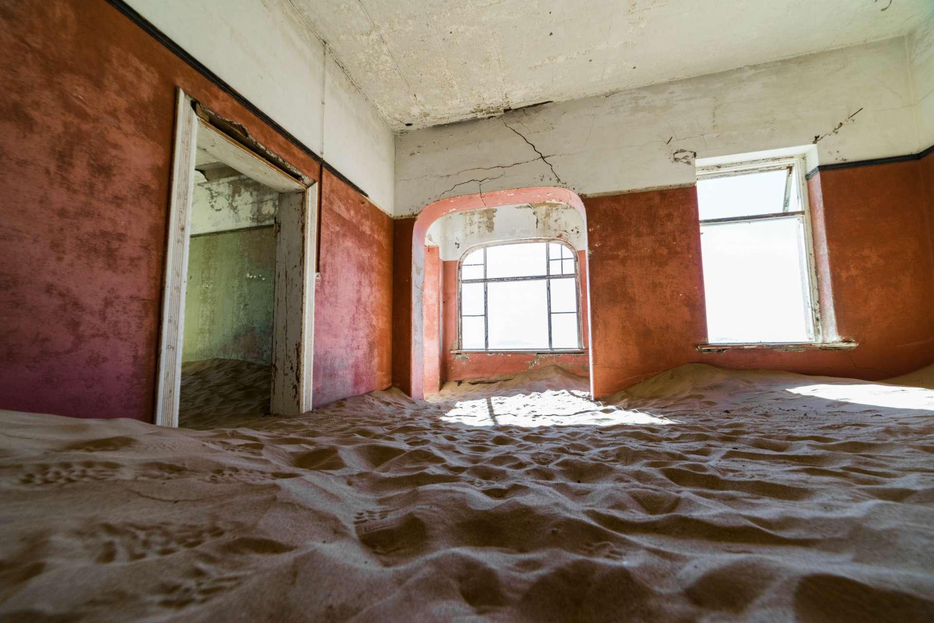 Namib Ghost Town of Kolmanskop Enrico Pescantini 5