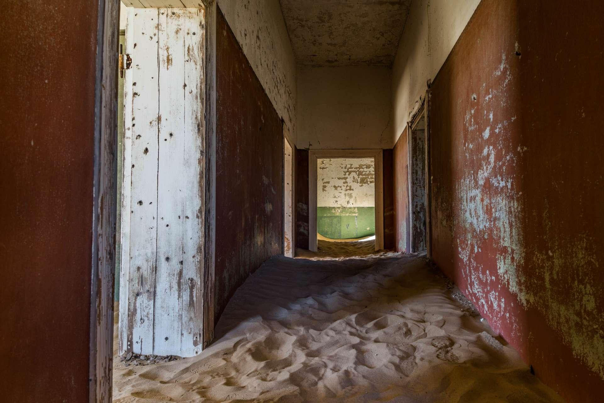 Namib Ghost Town of Kolmanskop Enrico Pescantini 7