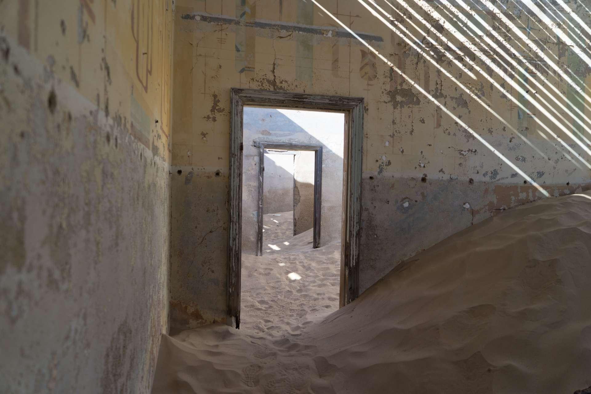 Namib Ghost Town of Kolmanskop Enrico Pescantini 8