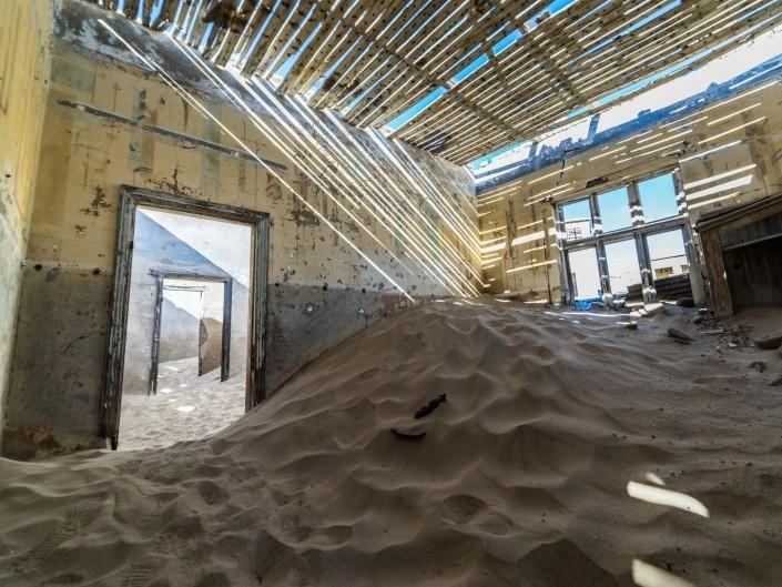 Namib Ghost Town of Kolmanskop Enrico Pescantini 9