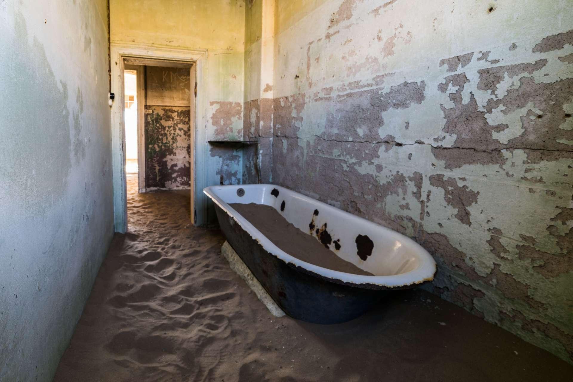 Namib Ghost Town of Kolmanskop Enrico Pescantini 10