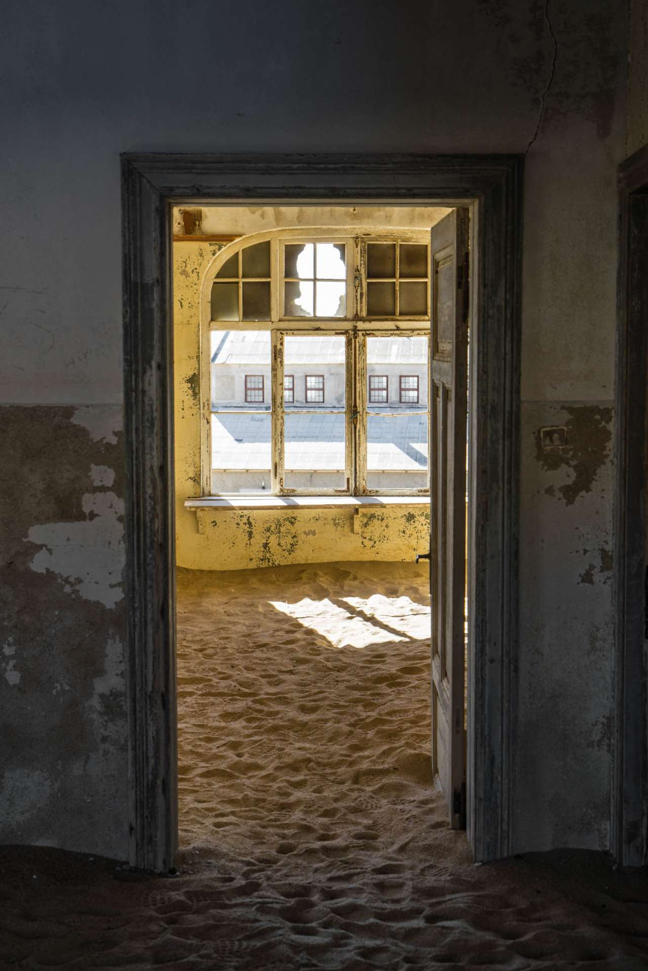 Namib Ghost Town of Kolmanskop Enrico Pescantini 11