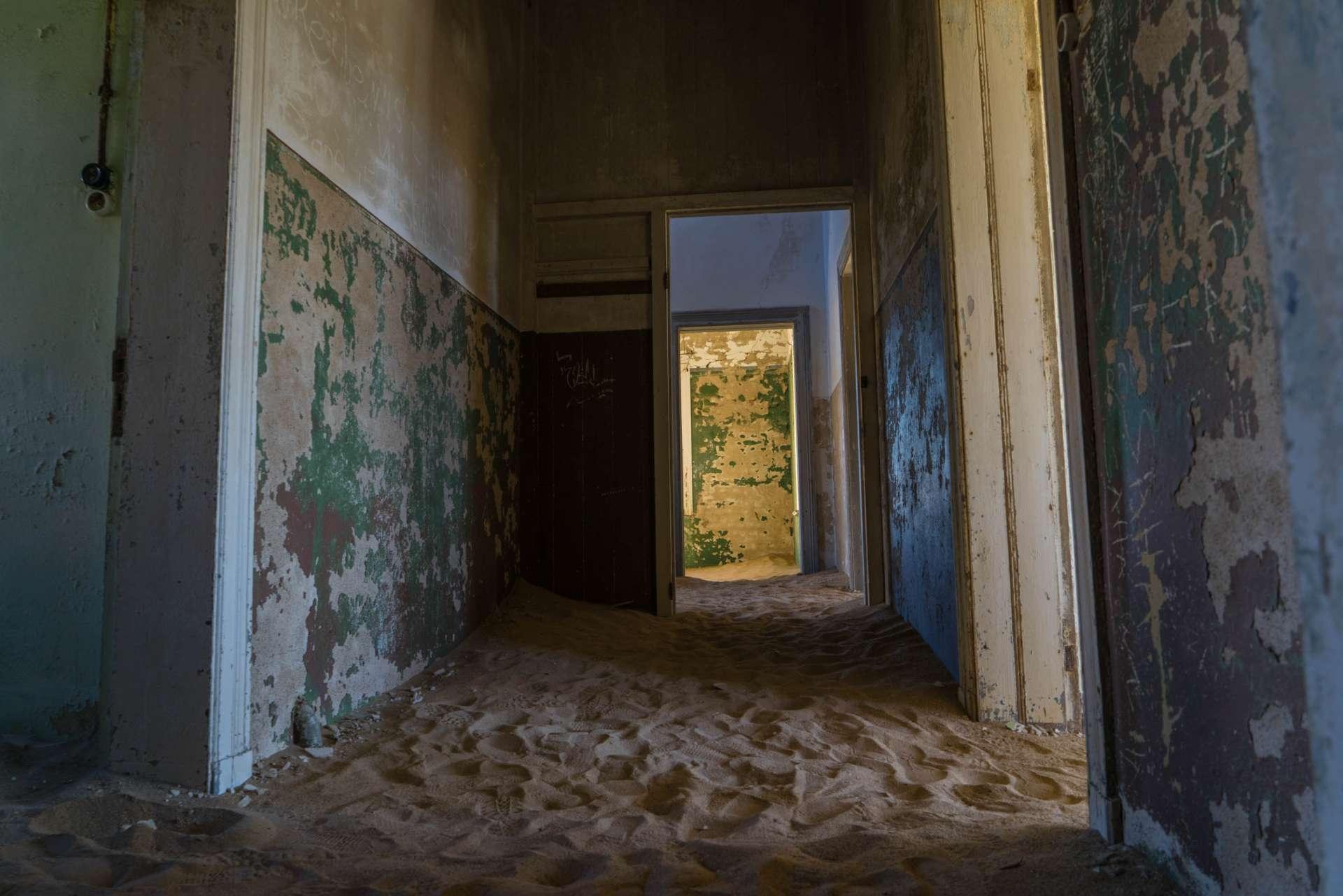 Namib Ghost Town of Kolmanskop Enrico Pescantini 12