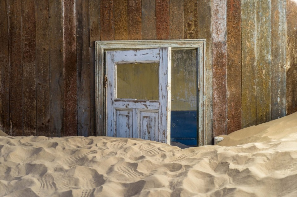 Kolmanskop: Ghost Town of Namibia
