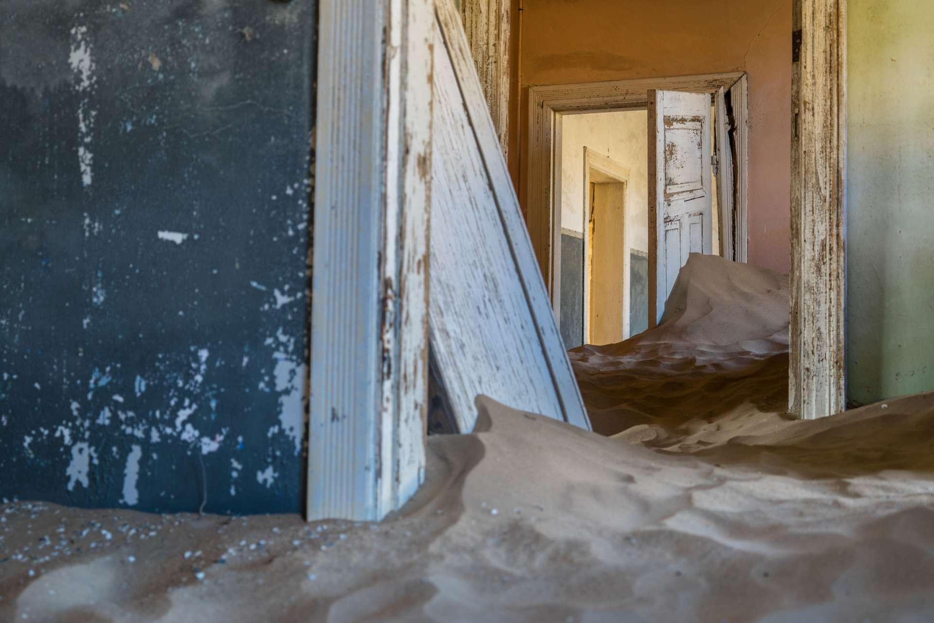 Namib Ghost Town of Kolmanskop Enrico Pescantini 14