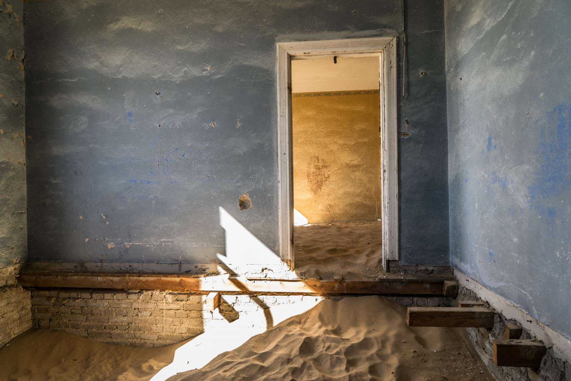Namib Ghost Town of Kolmanskop Enrico Pescantini 15