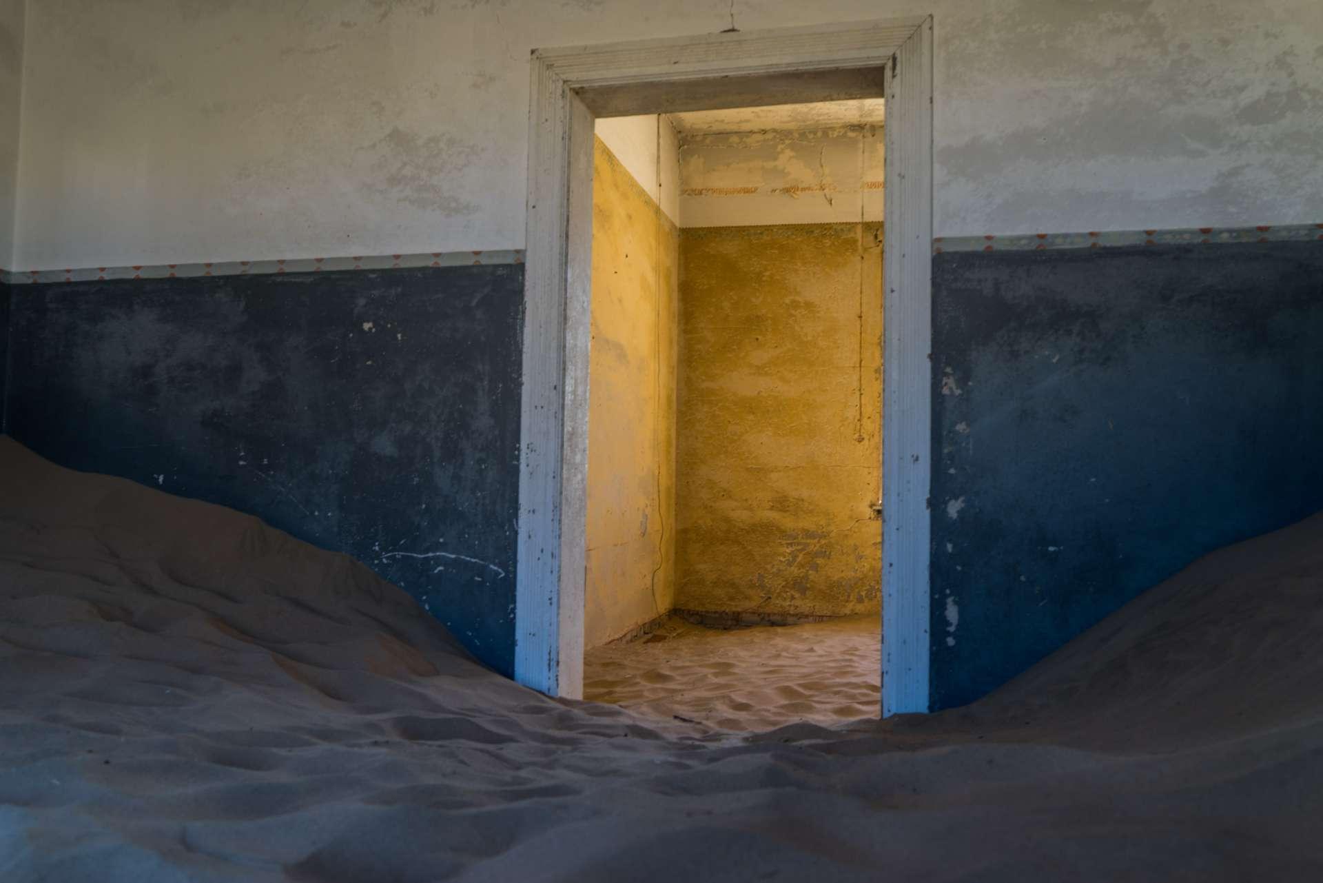 Namib Ghost Town of Kolmanskop Enrico Pescantini 16
