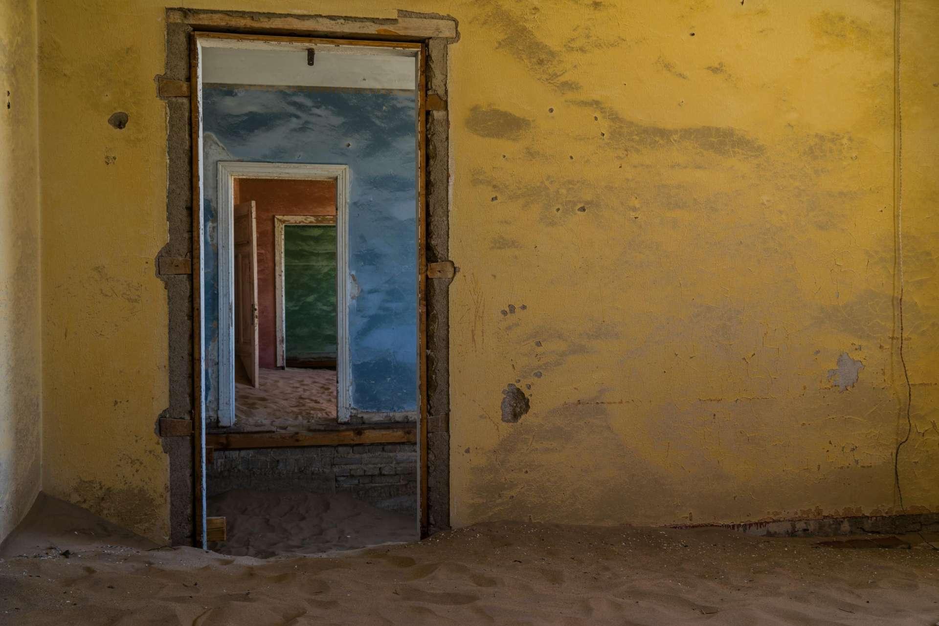 Namib Ghost Town of Kolmanskop Enrico Pescantini 18