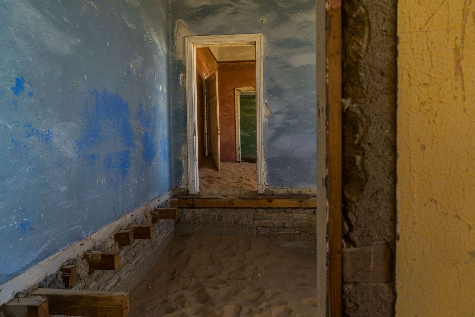 Namib Ghost Town of Kolmanskop Enrico Pescantini 19