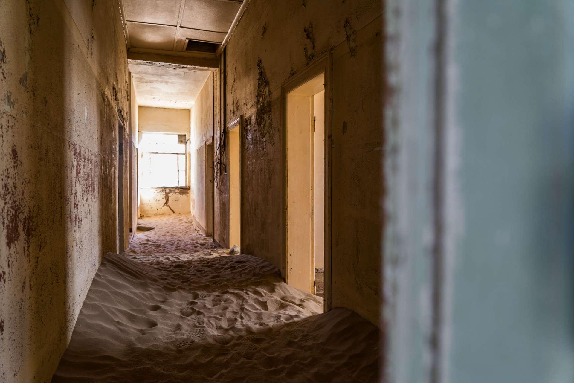 Namib Ghost Town of Kolmanskop Enrico Pescantini 21
