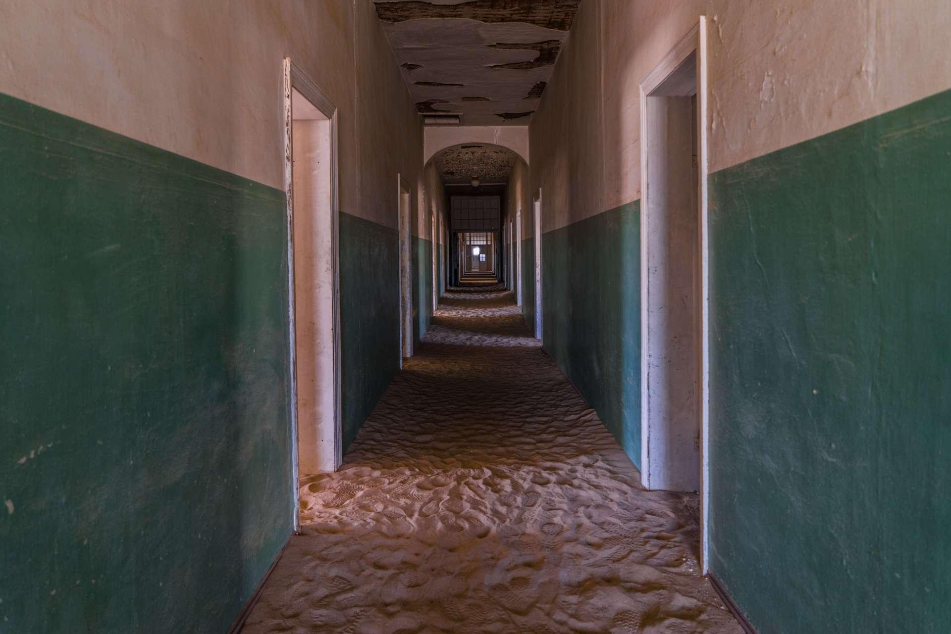 Namib Ghost Town of Kolmanskop Enrico Pescantini 22