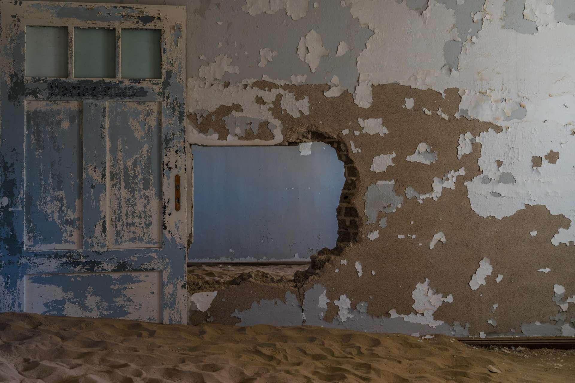 Namib Ghost Town of Kolmanskop Enrico Pescantini 23