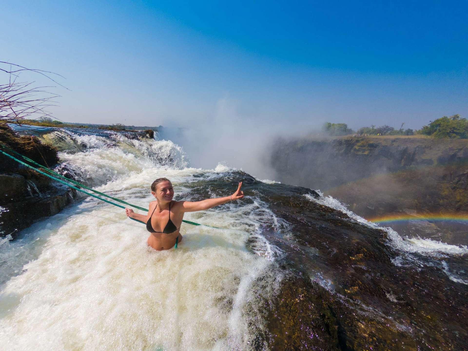 Victoria Falls Devil Pool Angel Pool Enrico Pescantini Travel Photographer 2