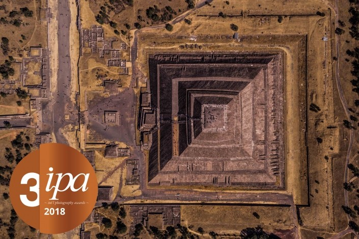 IPA 2018 International Photography Awards 2018 Enrico Pescantini third place architecture historic Geometry of the Sun