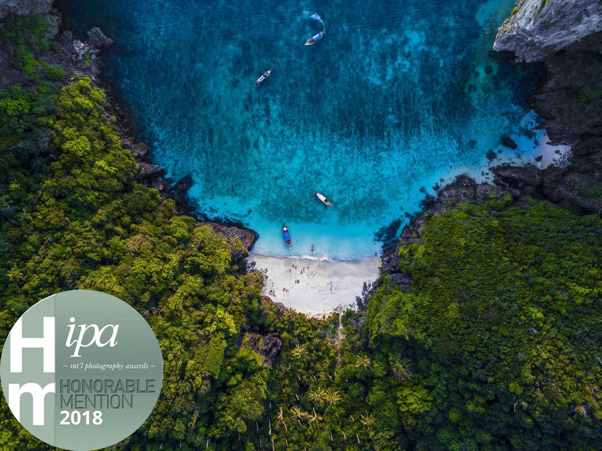 IPA 2018 International Photography Awards 2018 Enrico Pescantini Honorable Mention Jungle Beach