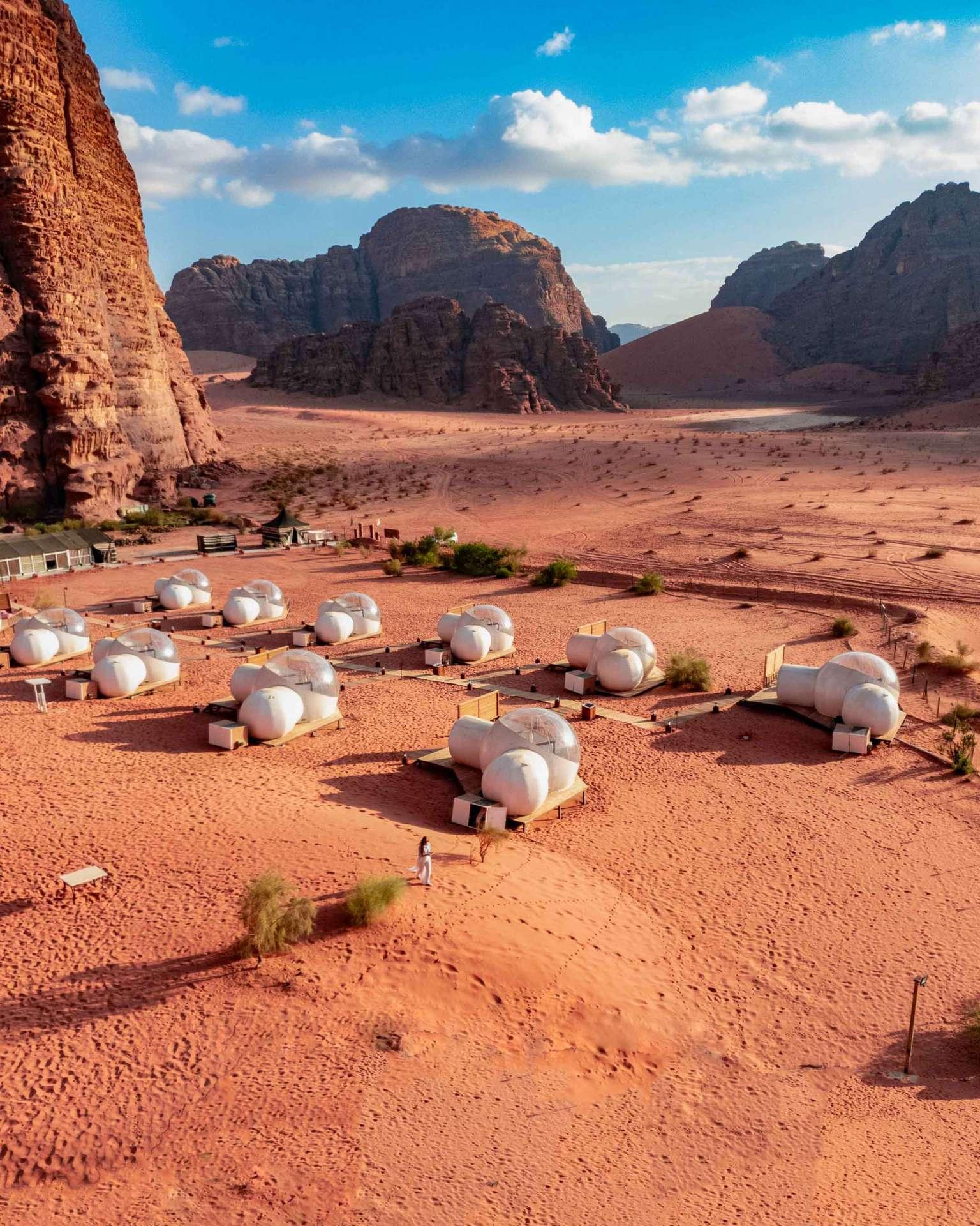 Wadi Rum Night Luxury Camp Full of Stars tent Jordan Enrico Pescantini 2