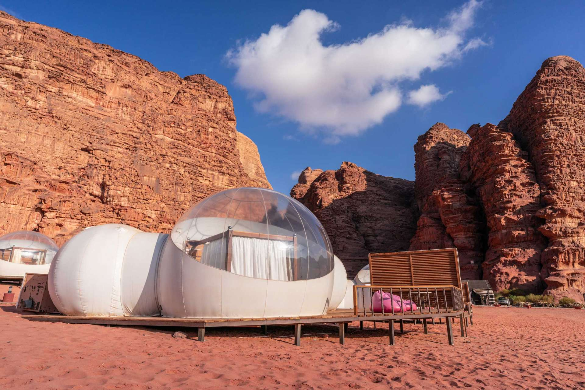 Wadi Rum Night Luxury Camp Full of Stars tent Jordan Enrico Pescantini 3
